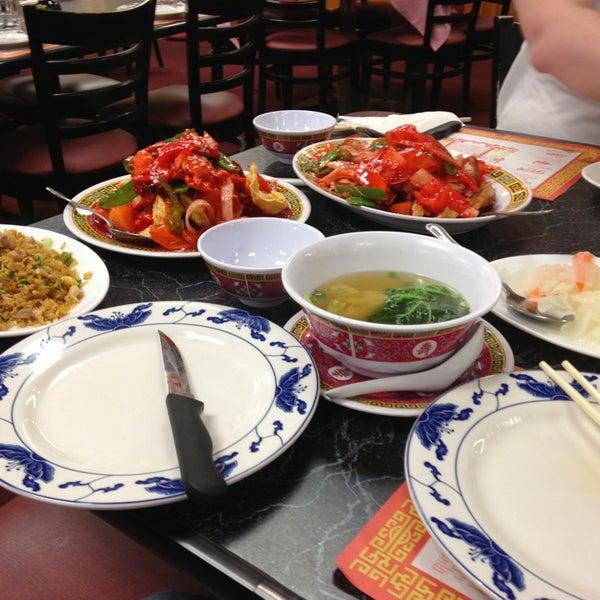 5/26/2013 tarihinde Giacomo M.ziyaretçi tarafından Chifa Du Kang Chinese Peruvian Restaurant'de çekilen fotoğraf