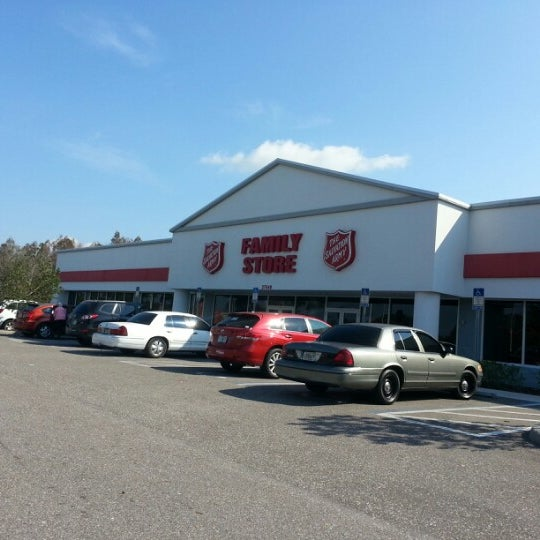 51b47551ba73 Salvation Army Family Store - 27040 Wesley Chapel Blvd