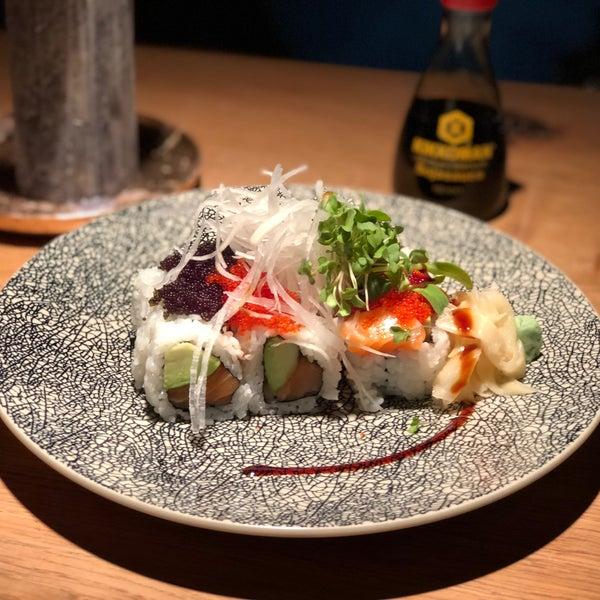 Hotategai 👍🏻 Alaska 👍🏻 Aburi Salmon 👍🏻 Sake Fancy 👍🏻