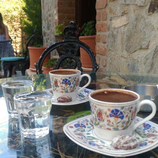 8/15/2018에 Burcu P.님이 Üzüm Cafe에서 찍은 사진