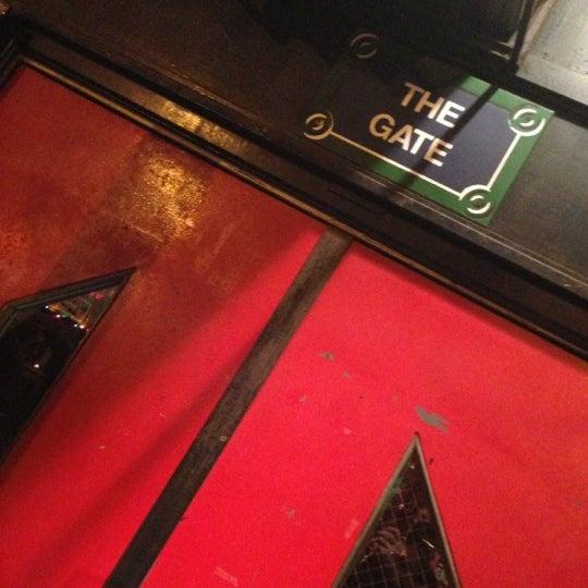 Foto scattata a The Gate da Daniel E. il 12/1/2012