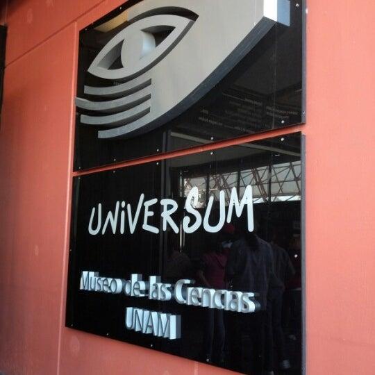 รูปภาพถ่ายที่ Universum, Museo de las Ciencias โดย KLau I. เมื่อ 12/2/2012
