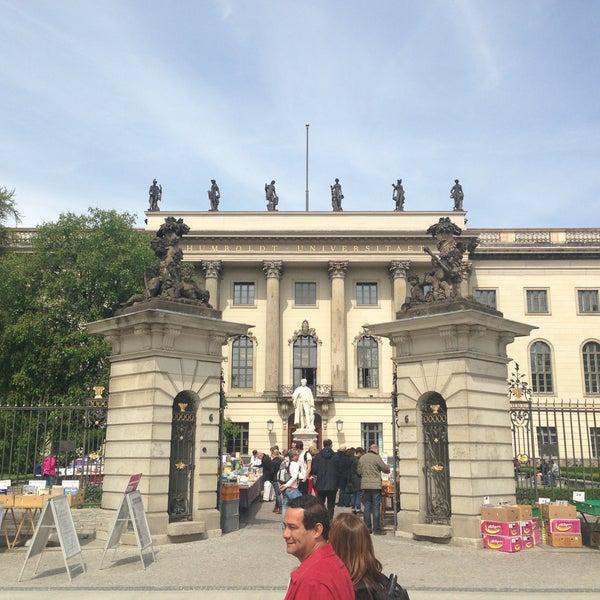 5/3/2013에 Konstantin P.님이 Humboldt-Universität zu Berlin에서 찍은 사진