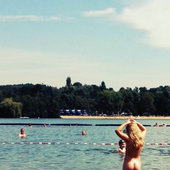 Strandbad Süd - Unterbach - Unterbacher See
