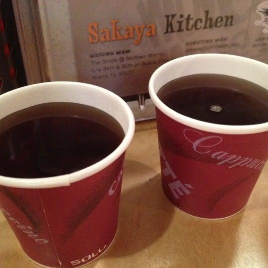Das Foto wurde bei Sakaya Kitchen von Catata F. am 10/20/2012 aufgenommen