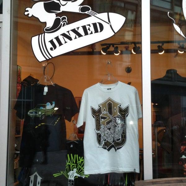 Jinxed Clothing Northern Liberties Fishtown 1050 N