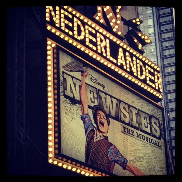 10/7/2012にDenise D.がNederlander Theatreで撮った写真