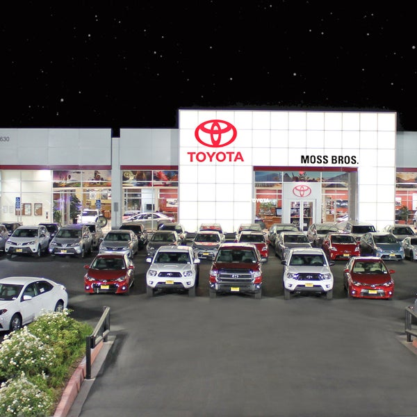 Photos At Moss Bros Toyota Scion Auto Dealership In Moreno Valley