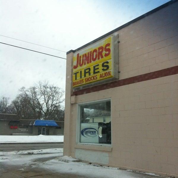 Juniors Tires Automotive Shop