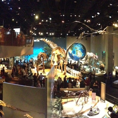 Foto tirada no(a) Perot Museum of Nature and Science por Veronica C. em 12/3/2012
