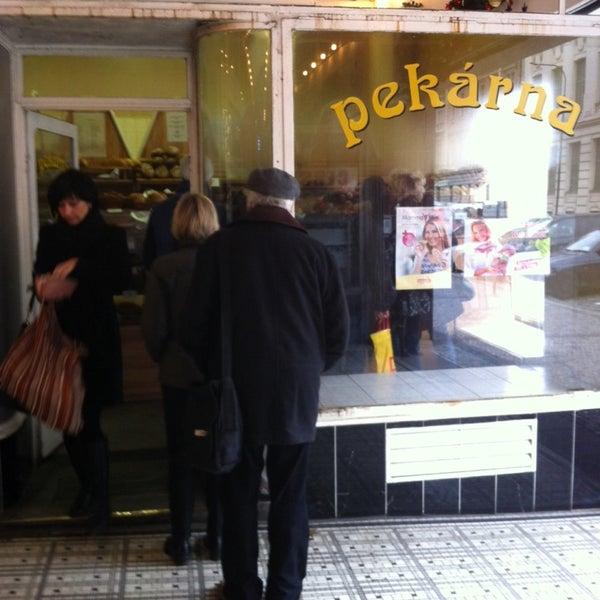 Václavská pekárna Zoulek - Nové Město Jih - Praha 48ca9fdaa06