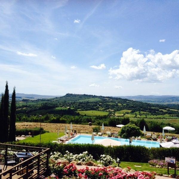 Foto scattata a Saturnia Tuscany Hotel da Giacomo B. il 5/28/2014