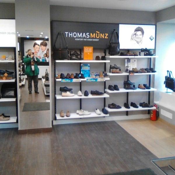 f51a0fd2ef2b Thomas Münz - Обувной магазин в Санкт-Петербург
