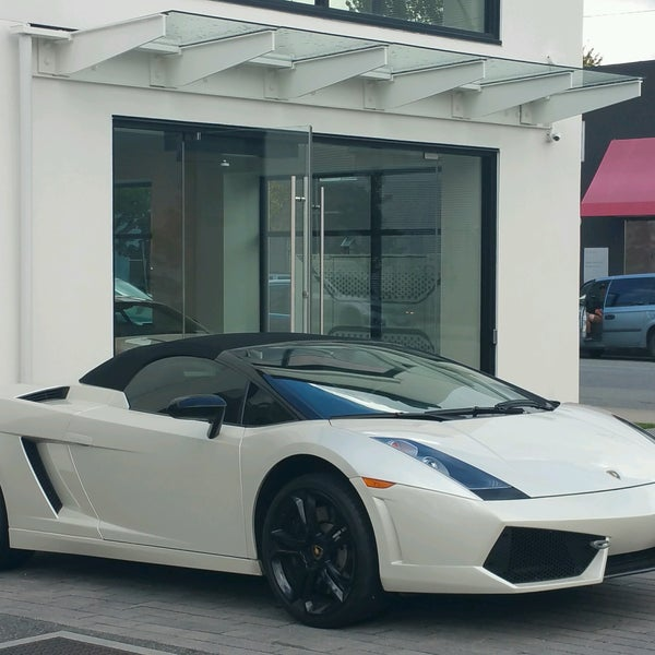Photos At Lamborghini Vancouver Fairview 86 Visitors