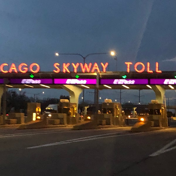 Photos at Chicago Skyway Toll Plaza - South Chicago