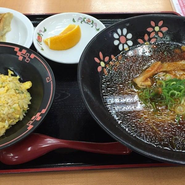餃子 の 王将 大垣