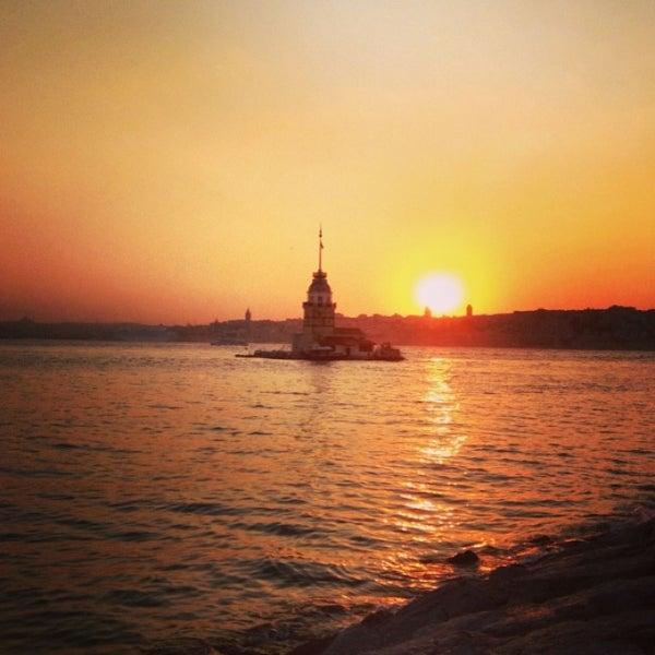7/25/2013にHakan D.がKız Kulesiで撮った写真