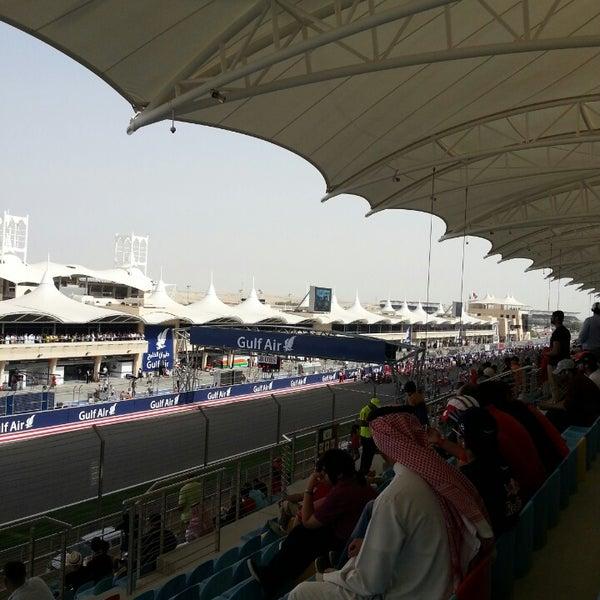 Foto scattata a Bahrain International Circuit da Don_talasi il 4/21/2013