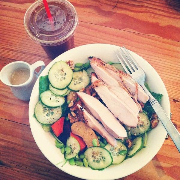 รูปภาพถ่ายที่ Railtown Cafe โดย nneale เมื่อ 11/26/2012