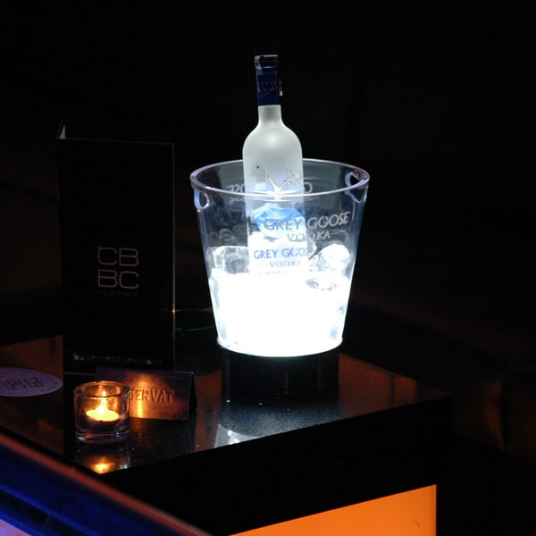 GREY GOOSE private zone