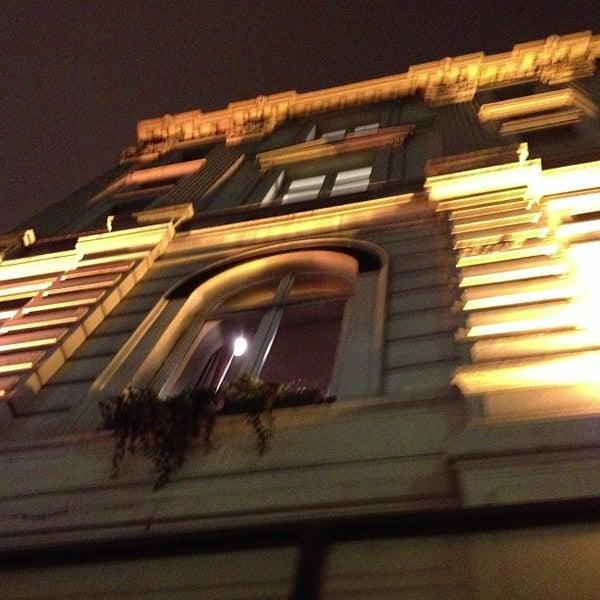 1/10/2013にGuillaume d.がL'ARC Parisで撮った写真