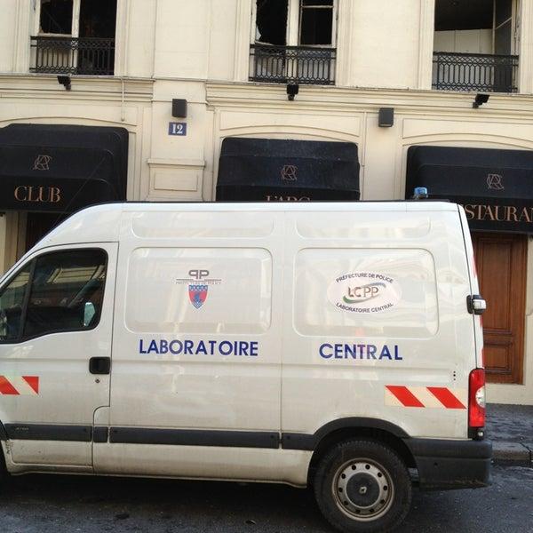 2/21/2013にGuillaume d.がL'ARC Parisで撮った写真