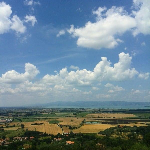 7/31/2014 tarihinde Giulio T.ziyaretçi tarafından Passignano sul Trasimeno'de çekilen fotoğraf