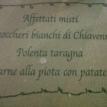 Foto scattata a Crotto Al Prato da Moni B. il 10/8/2011