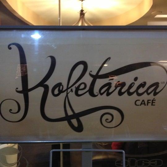 Das Foto wurde bei Kofetárica Café von Maykel F. am 11/10/2012 aufgenommen