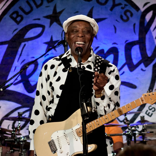 Foto tirada no(a) Buddy Guy's Legends por Buddy Guy's Legends em 8/8/2014