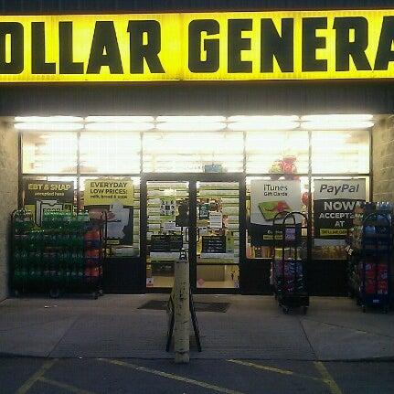 Dollar General - Discount Store