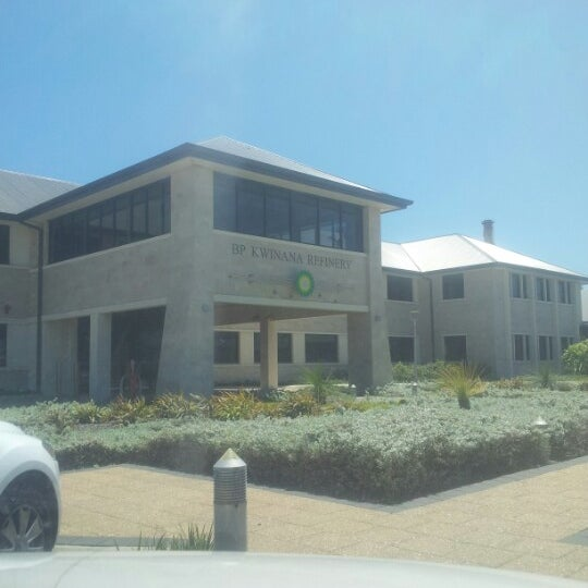 Photos at BP Kwinana Refinery