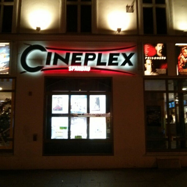 Cineplex-Spandau Spandau Berlin