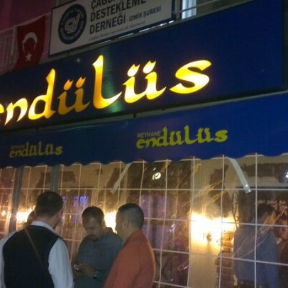 รูปภาพถ่ายที่ Endülüs Meyhanesi โดย Şenol K. เมื่อ 12/12/2012