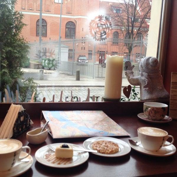 Photo taken at Tea & Coffee garden by Edvard Z. on 12/18/2013