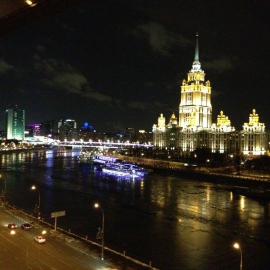 Foto tirada no(a) Crowne Plaza por ᴡᴡᴡ.Сергей.tujej.ru Ф. em 12/13/2012