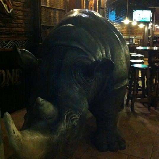 Foto tirada no(a) Livingstone por Teresa D. em 12/1/2012