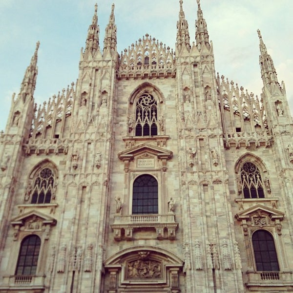 Photo prise au Dôme de Milan par Chris F. le5/25/2013