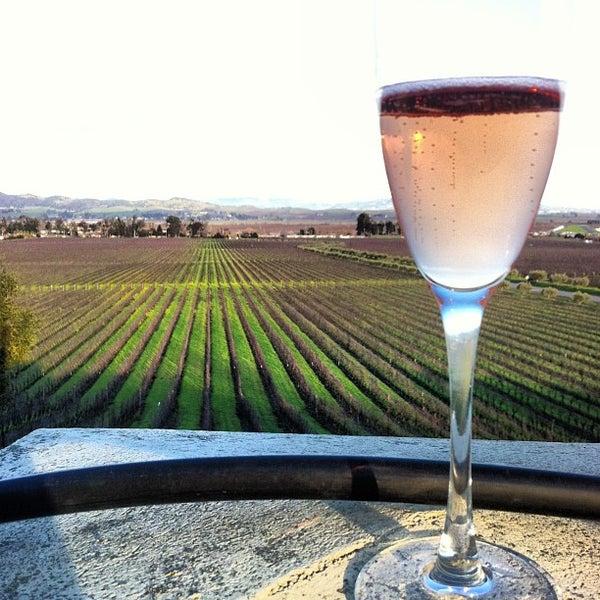Das Foto wurde bei Gloria Ferrer Caves & Vineyards von Jenny (. am 12/30/2012 aufgenommen
