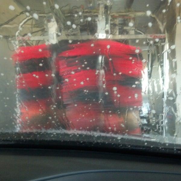 Photo Taken At Jetwash Express Car Wash By Tony C On 6 30
