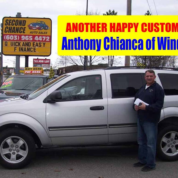 Second Chance Auto >> Second Chance Auto Sales Buy Here Pay Here Finance Buy