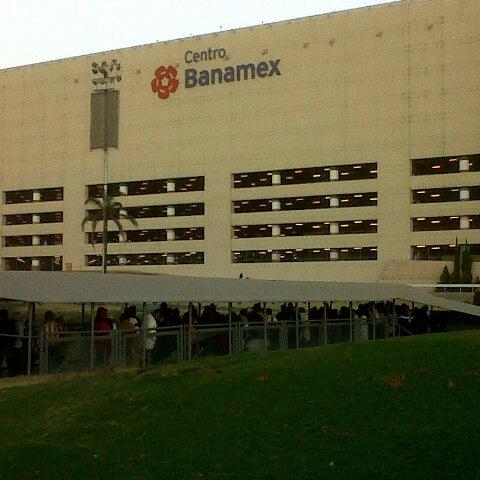 Das Foto wurde bei Centro Banamex von Manuel C. am 3/3/2013 aufgenommen
