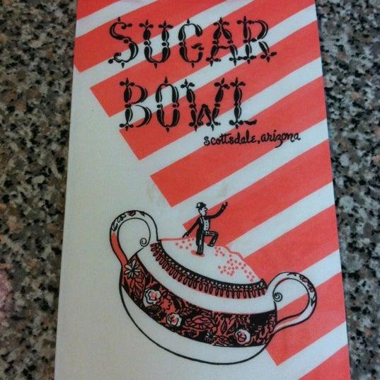 Снимок сделан в Sugar Bowl Ice Cream Parlor Restaurant пользователем Mohannad A. 1/21/2013