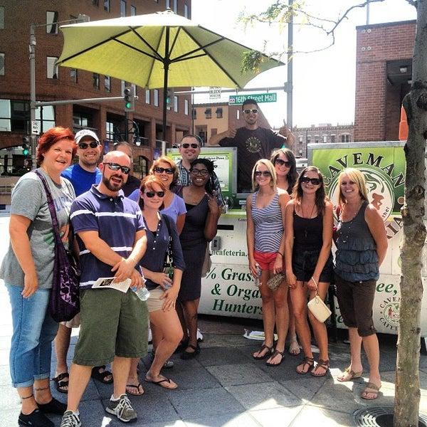 8/23/2013에 Will W.님이 Caveman Cafeteria: Where The Hunters Gather!에서 찍은 사진
