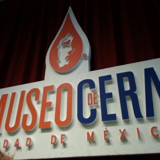 รูปภาพถ่ายที่ Museo de Cera โดย Brenda Larissa V. เมื่อ 1/13/2013