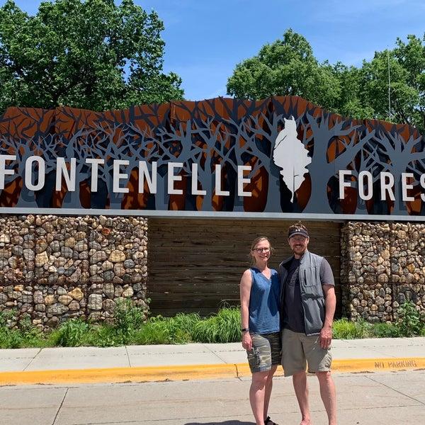 Foto tirada no(a) Fontenelle Forest Nature Center por Shan O. em 6/2/2020