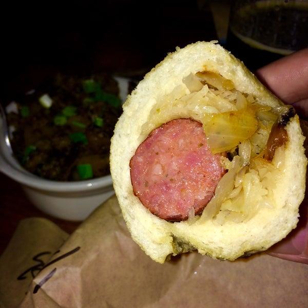 The Polish Sausage/Kielbasa is EXCELLENT!