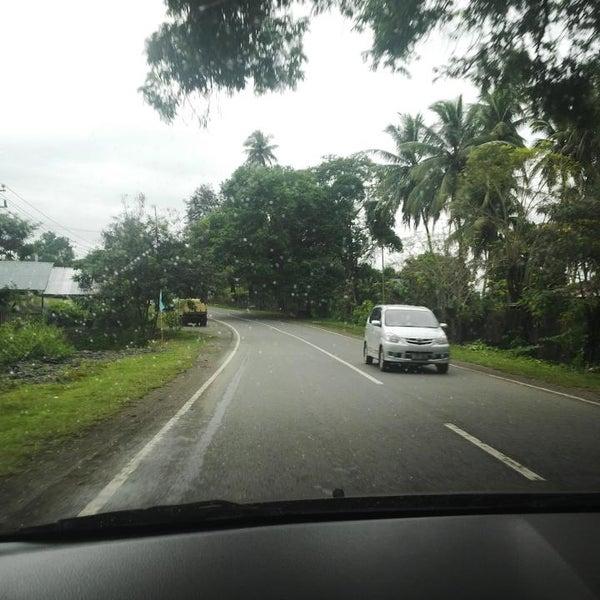 Jalan Banda Aceh Medan Jl Banda Aceh Medan