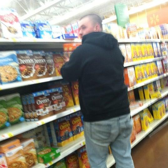 e063d2f538e Photo taken at Walmart Supercenter by Erin B. on 4 13 2013