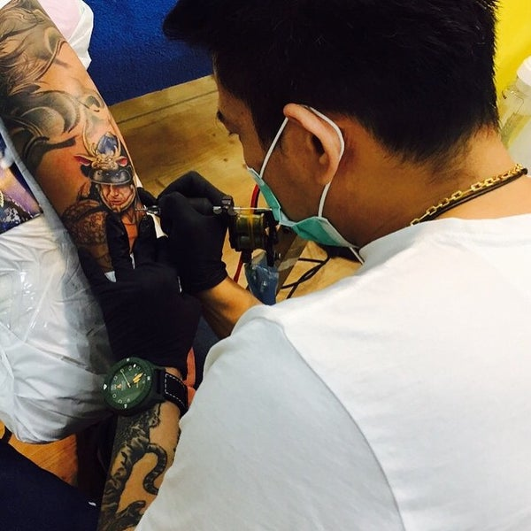Sonnee Tattoo Tattoo Parlor